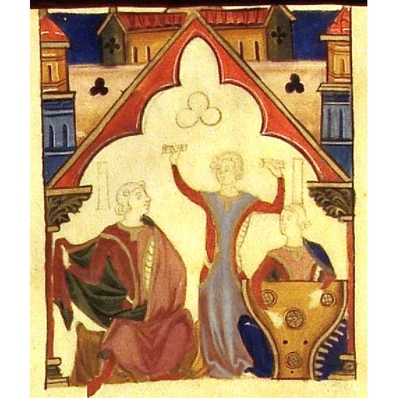 medieval Galician courtesan