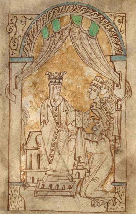 Queen Emma of Normandy