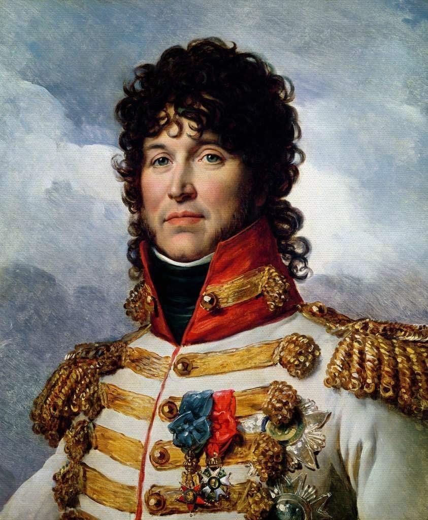 Prince Joachim Murat, Marshall of France in 1804