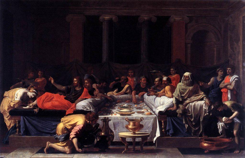 Nicholas Poussin, Sacrament of Penance