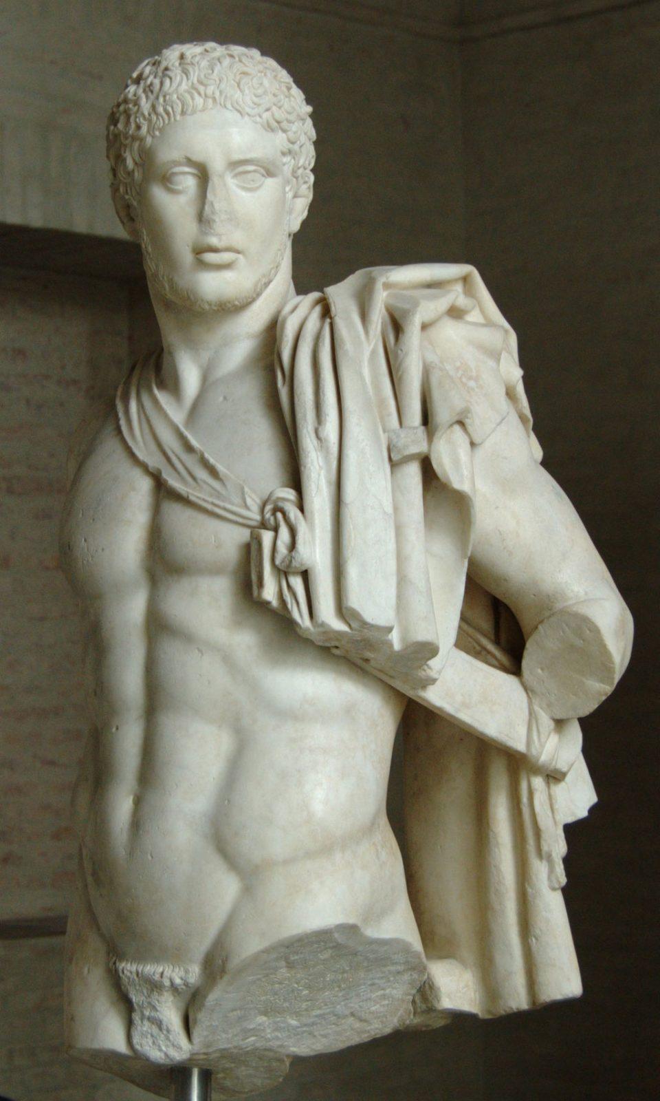 Greek warrior Diomedes, King of Argos